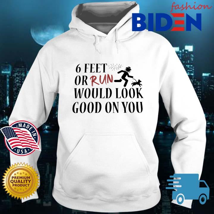 6 feet or tuen would look good on you Bidenfashion hoodie trang