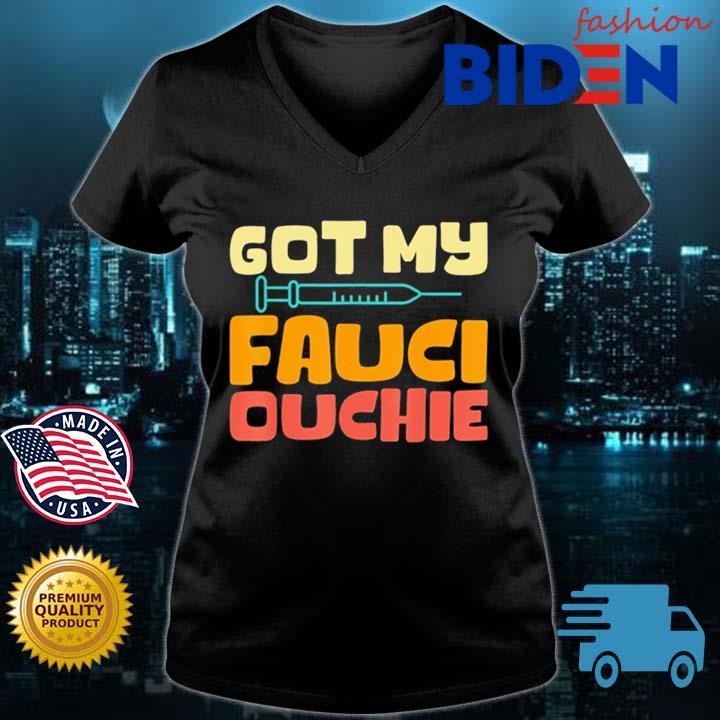 Got my Fauci ouchie vintage Bidenfashion ladies den