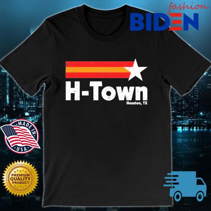 H Town Houston Astros Tx Shirt
