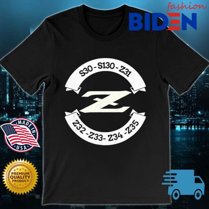Heritage Z Classic JDM Car Badge Shirt