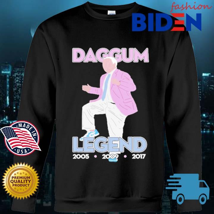 Ringz Roy Williams Daggum Legend 2005-2021 Shirt Bidenfashion sweater den