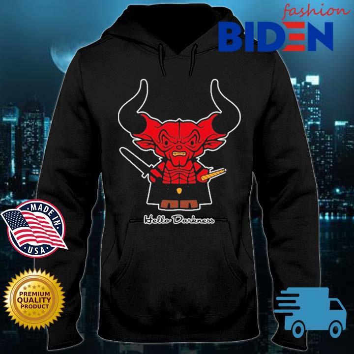 Satan Hello Darkness Shirt Bidenfashion hoodie den