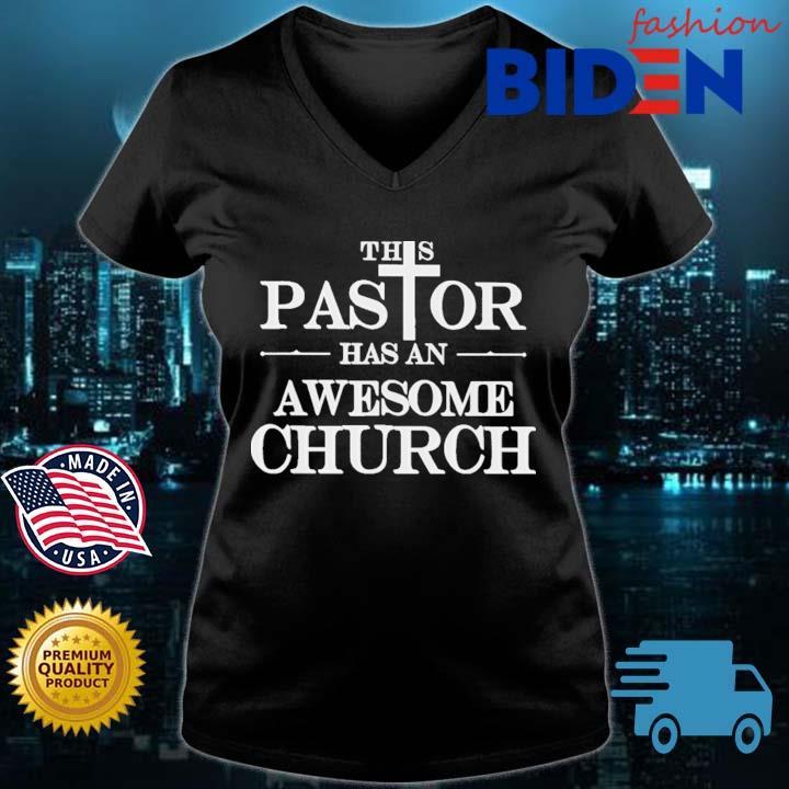 This pastor has an awesome church Bidenfashion ladies den